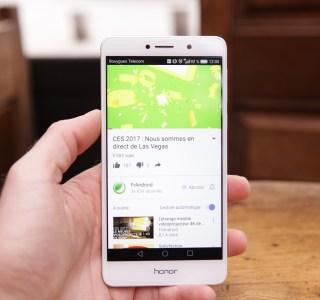 Les Honor 5C et 6X commencent à recevoir Android 7.0 Nougat