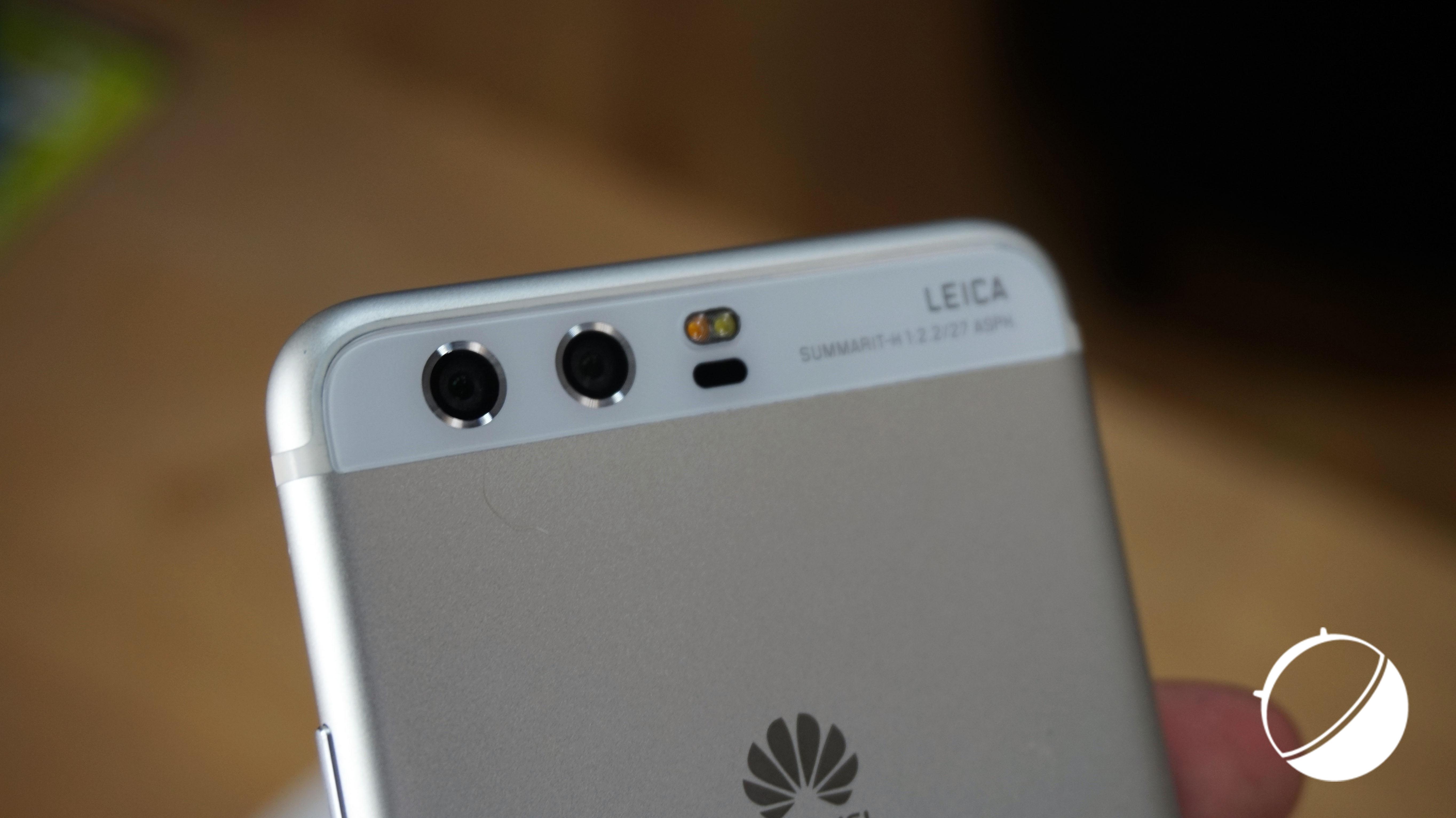 Huawei P10 : une première mise à jour pour corriger l'appareil photo