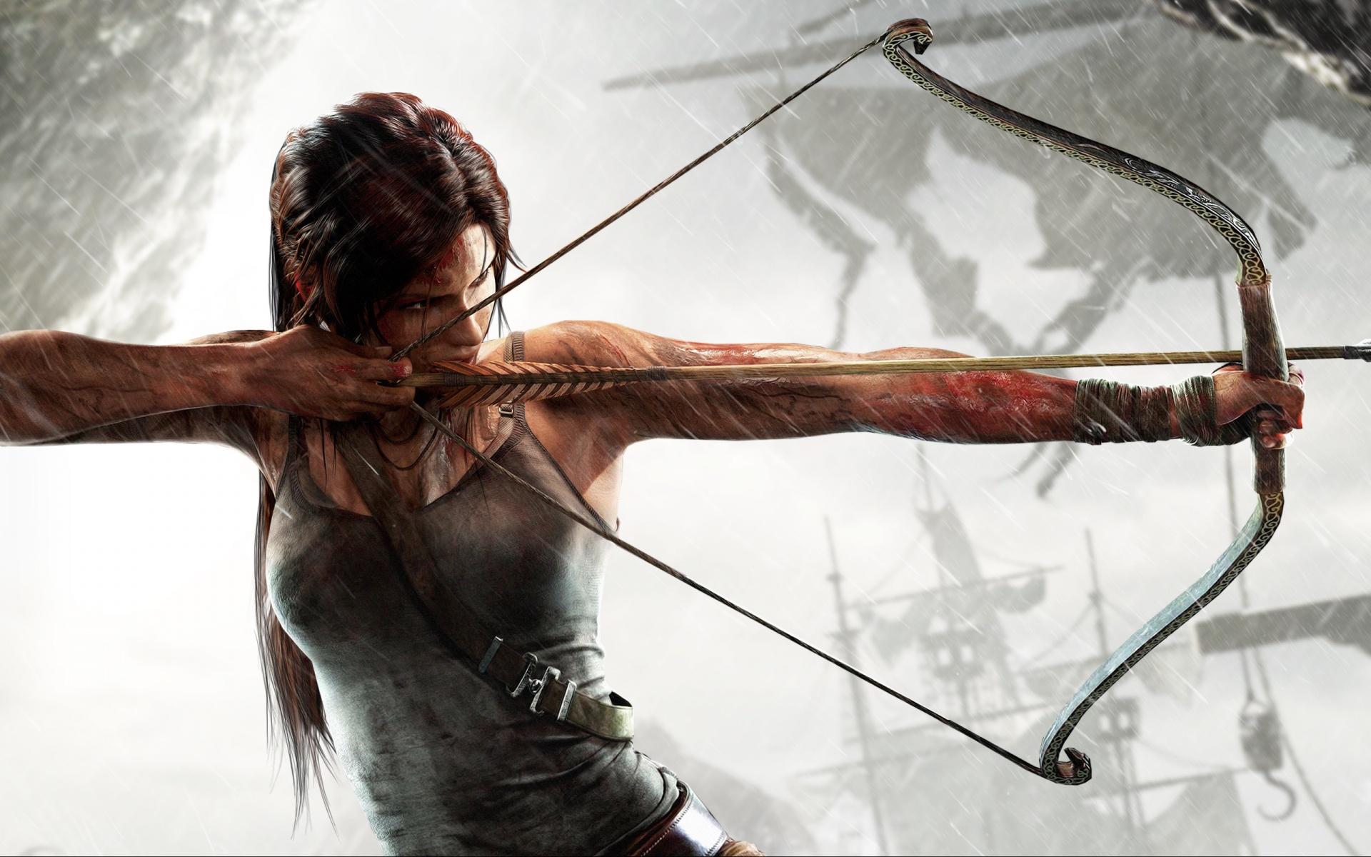 Shield TV : Tomb Raider sur le Google Play en exclusivité