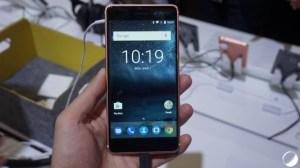Vidéo : prise en main du Nokia 6, un smartphone sous Android 7.1.1 Nougat
