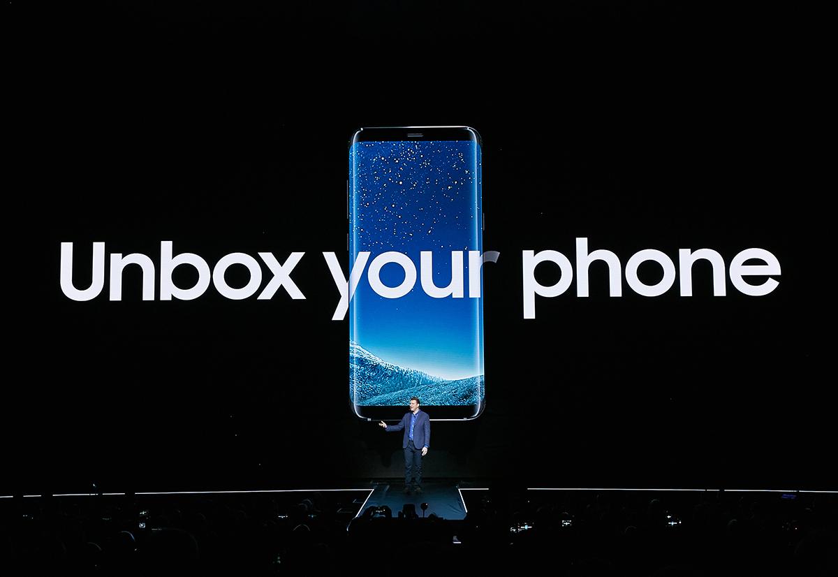 Tech'spresso : Samsung Galaxy S8 et filtres Facebook