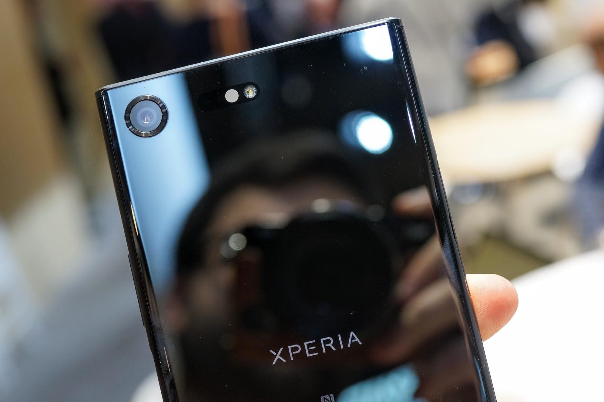 Le Sony Xperia XZ Premium arrive en juin