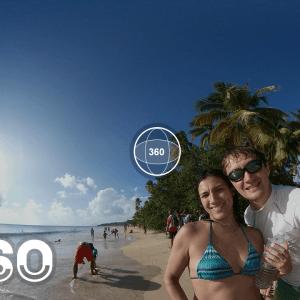V360 : montez vos vidéos Samsung Gear 360 et assimilés avec cette application