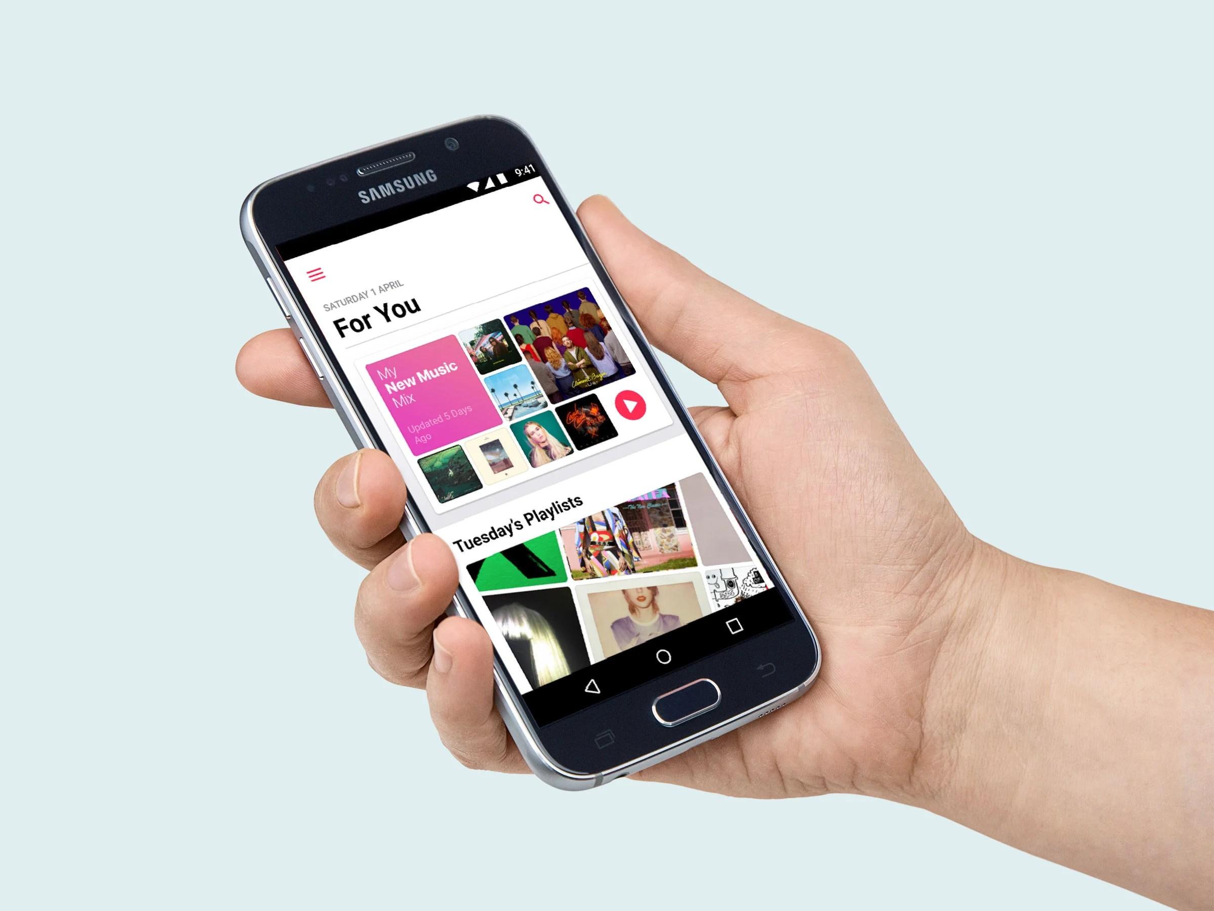 Apple Music 2.0 : les utilisateurs Android logés à la même enseigne que ceux d'iOS