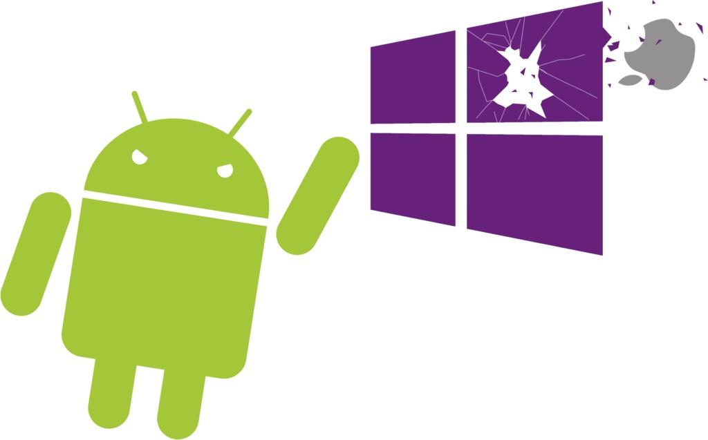 Android dépasse Windows et devient l'OS le plus utilisé pour naviguer sur internet