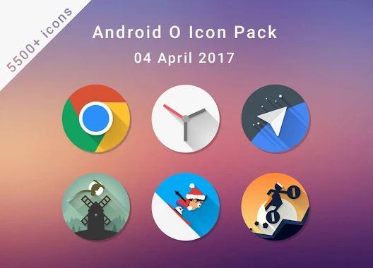 Google : coup de frein sur les packs d'icônes pour Android ?