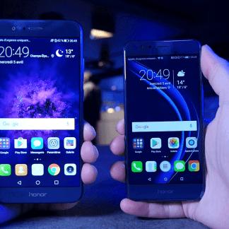 Prise en main du Honor 8 Pro, un clone d'iPhone 7 Plus à 550 euros