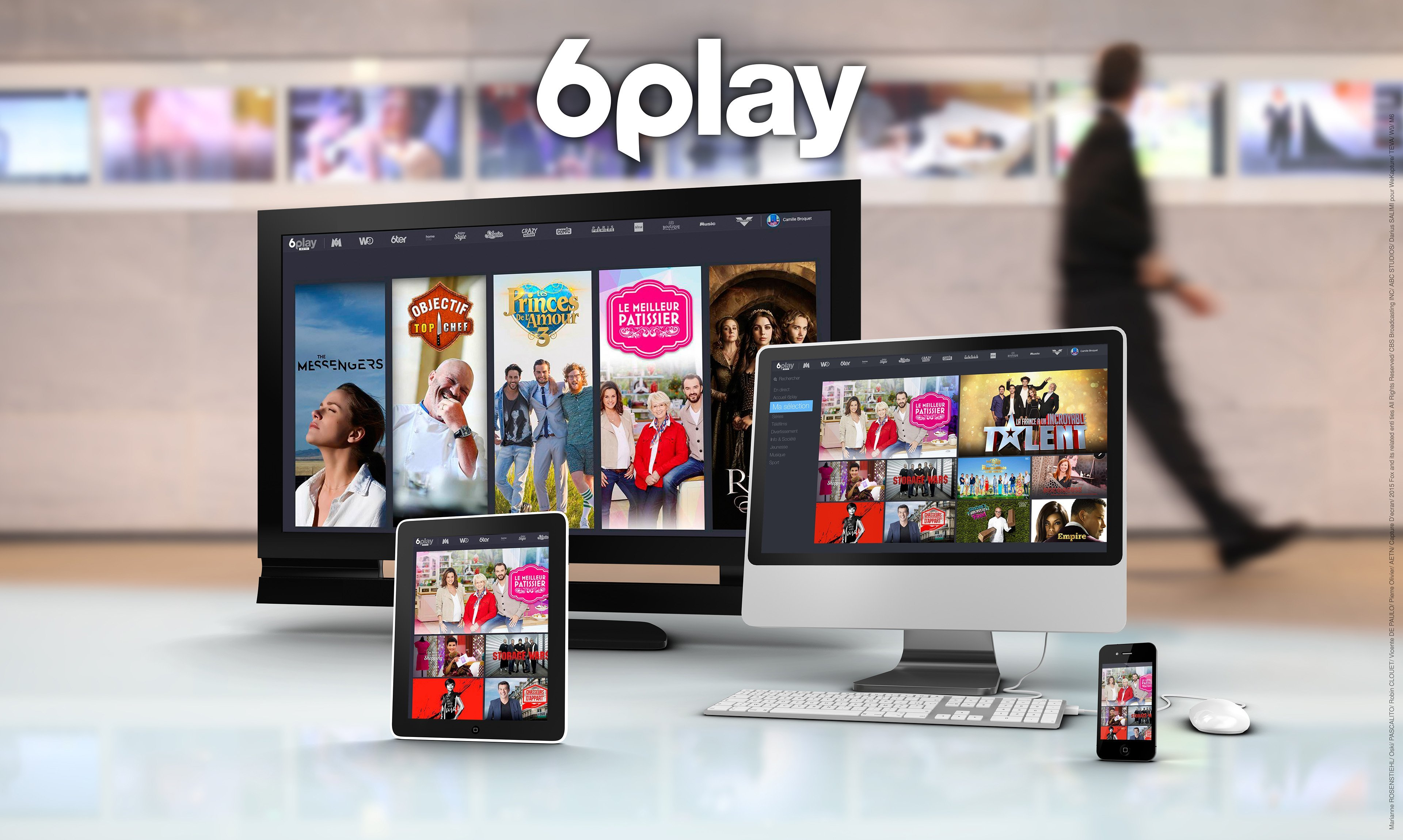 M6 parvient à devenir une chaîne payante pour Bouygues, Orange et SFR