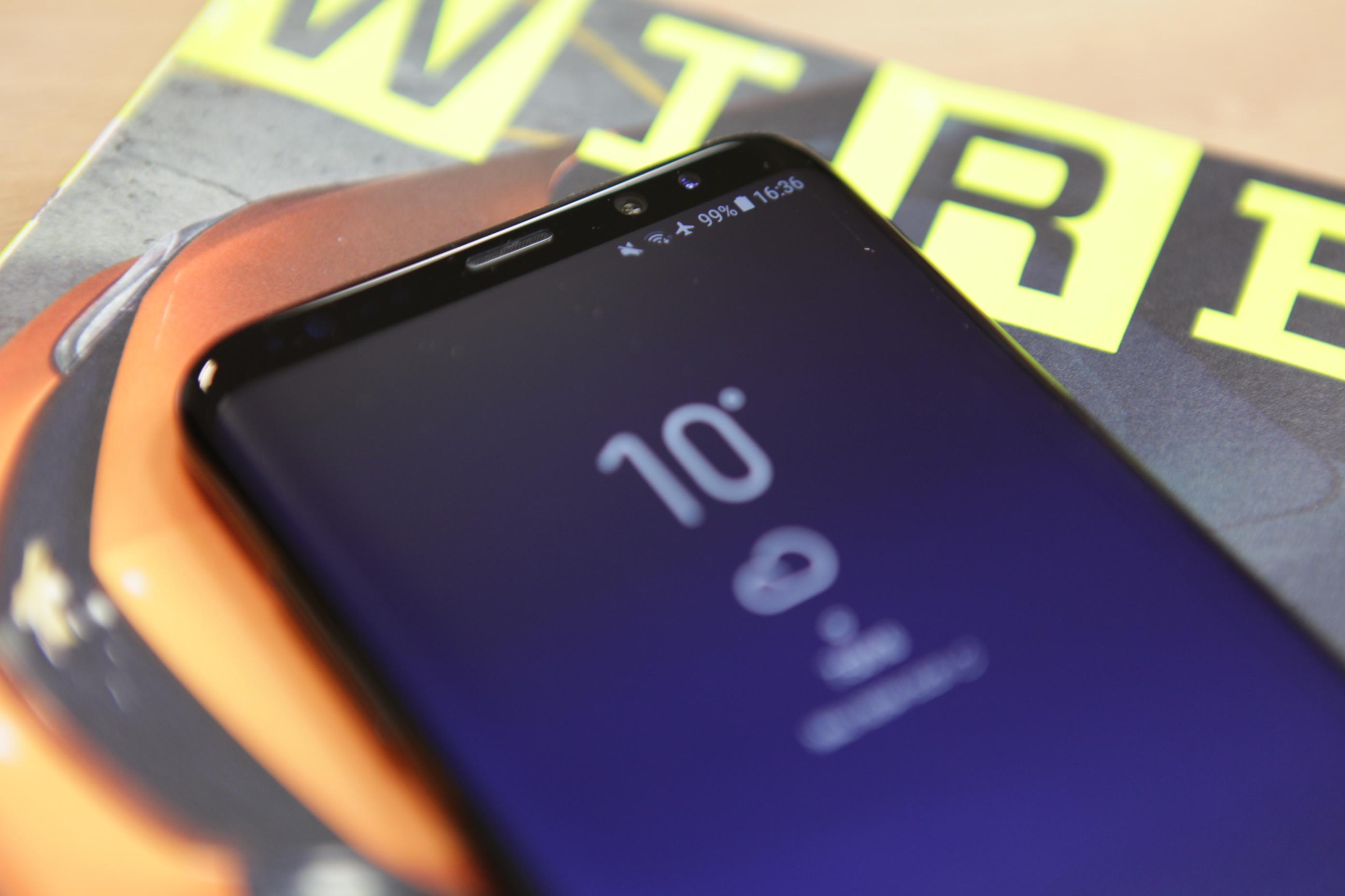 Le Samsung Galaxy S8 est lui aussi victime d'une valse des composants