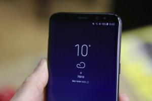 Test du Samsung Galaxy S8+ : un champion de l'autonomie