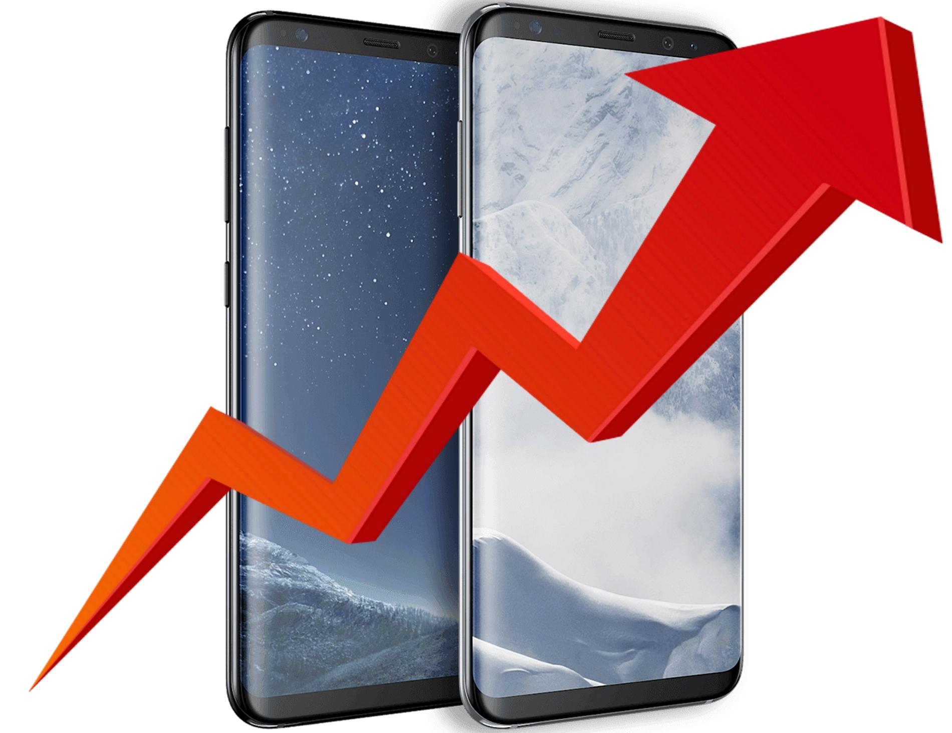 Le Samsung Galaxy S8 explose les records de précommandes en Corée du Sud