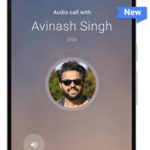 Google Duo : la mise à jour permettant de faire des appels vocaux est disponible