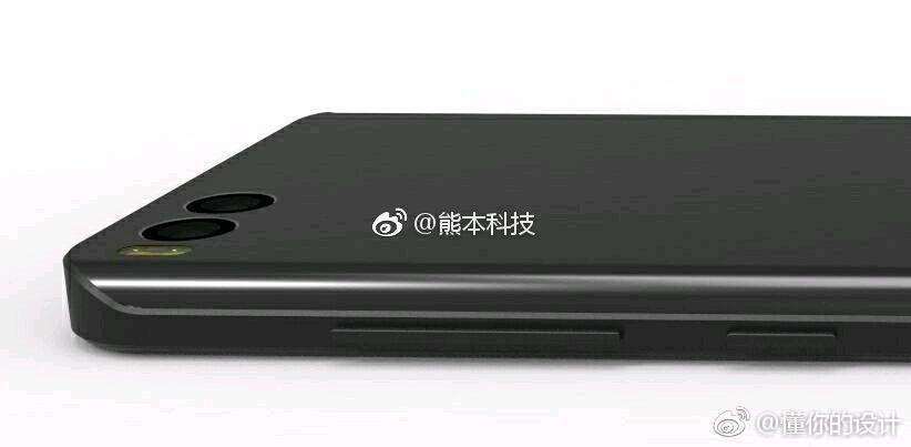 Xiaomi confirme le double appareil photo du Mi 6