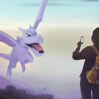 Vous manquez de Pokémon roche ? Lancez Pokémon GO cette semaine !