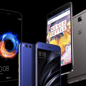 5 alternatives au Samsung Galaxy S8 à moindre coût