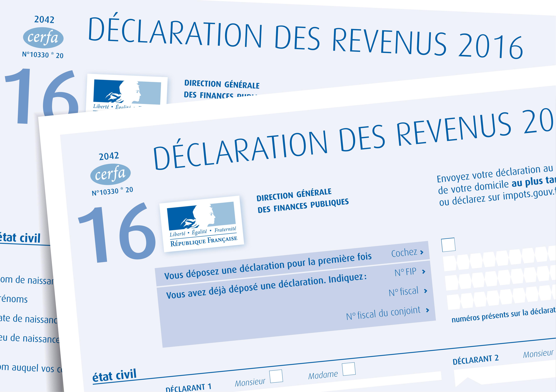 Impôts 2017 : comment déclarer ses revenus sur smartphone