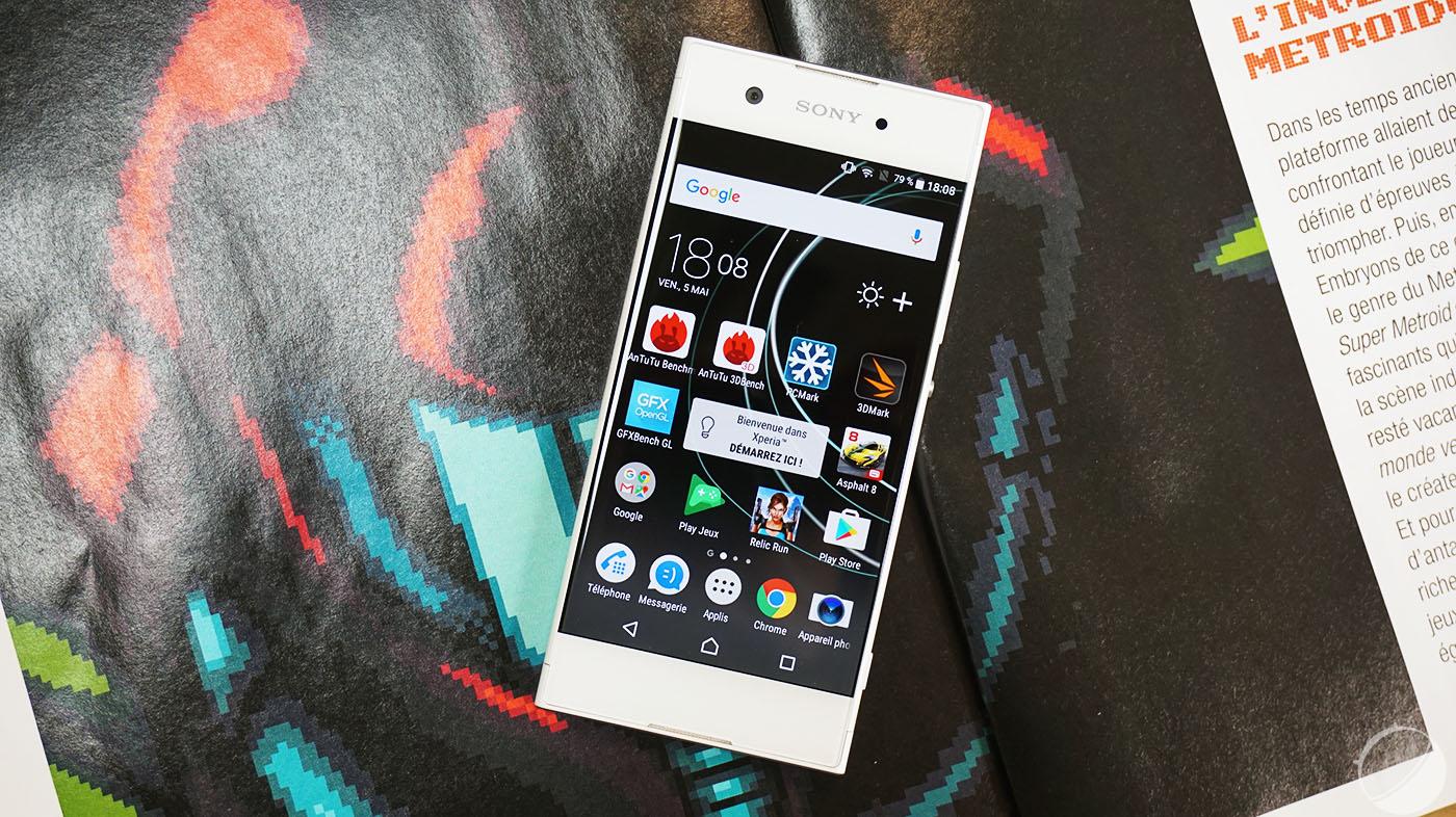 Étrange : avec Android 8.0 Oreo, Sony prive ses smartphones d'une option pratique