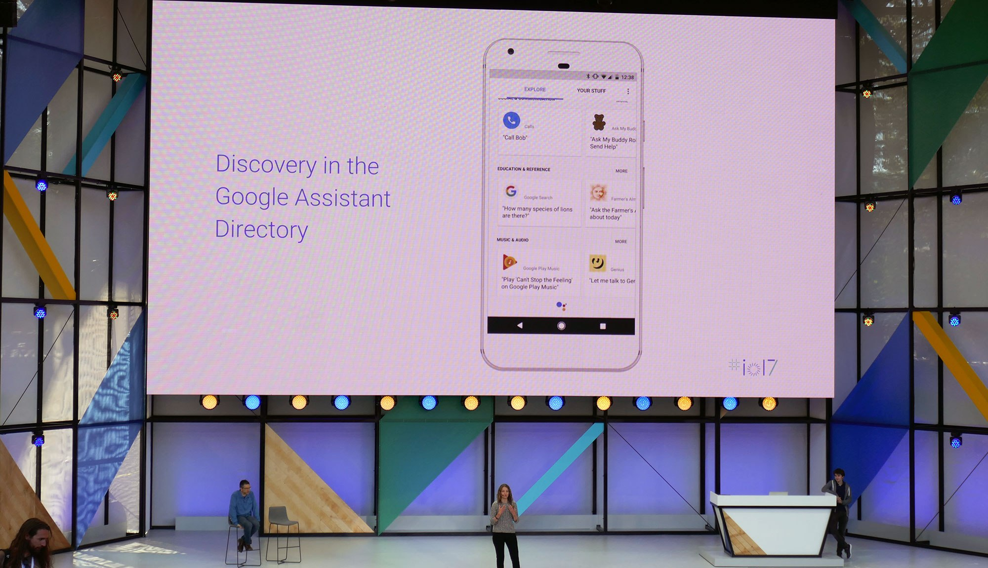 Les applications tierces pour Google Assistant plus simples à trouver