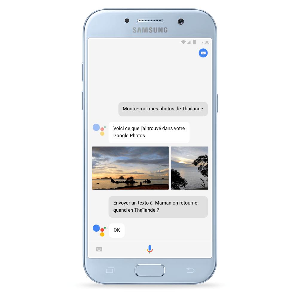 Votre smartphone est-il compatible avec Google Assistant ?