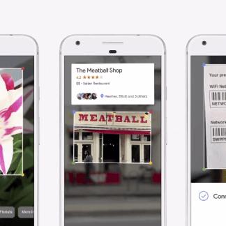 Google Lens déjà utilisable avant son arrivée sur les Pixel 2