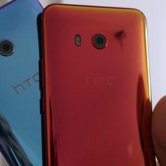 Prise en main du HTC U11, le smartphone à presser
