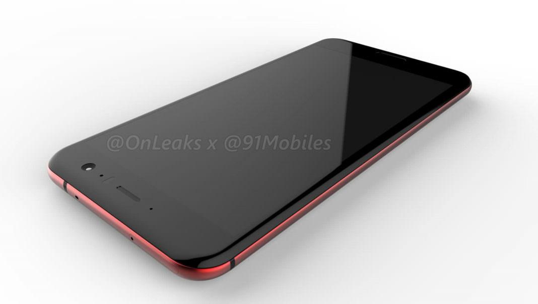HTC U 11 : des photos et une vidéo du flagship font le tour du web