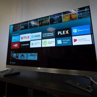 Test du téléviseur OLED Android TV Philips 55POS901F : sublime, mais ne l'achetez pas !