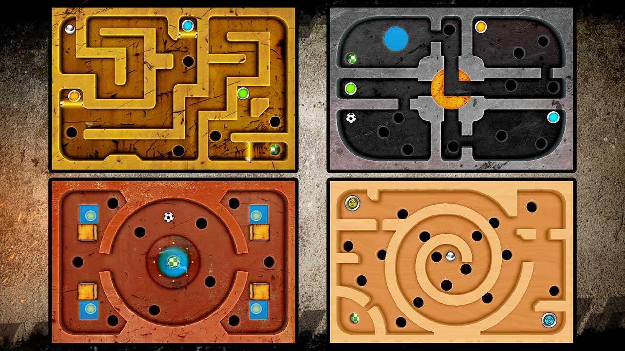 Labyrinth Game : 65 niveaux gratuits sur Android, profitez-en !