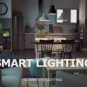 IKEA rajoute le contrôle vocal à ses lampes connectées