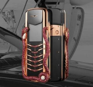 Vertu : la marque de luxe a fermé ses portes