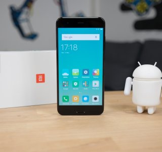 Nos photos du Xiaomi Mi 6 sous toutes ses coutures