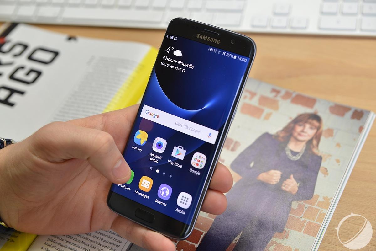 🔥 Bon plan : le Samsung Galaxy S7 Edge est à seulement 399 euros chez Rue du Commerce