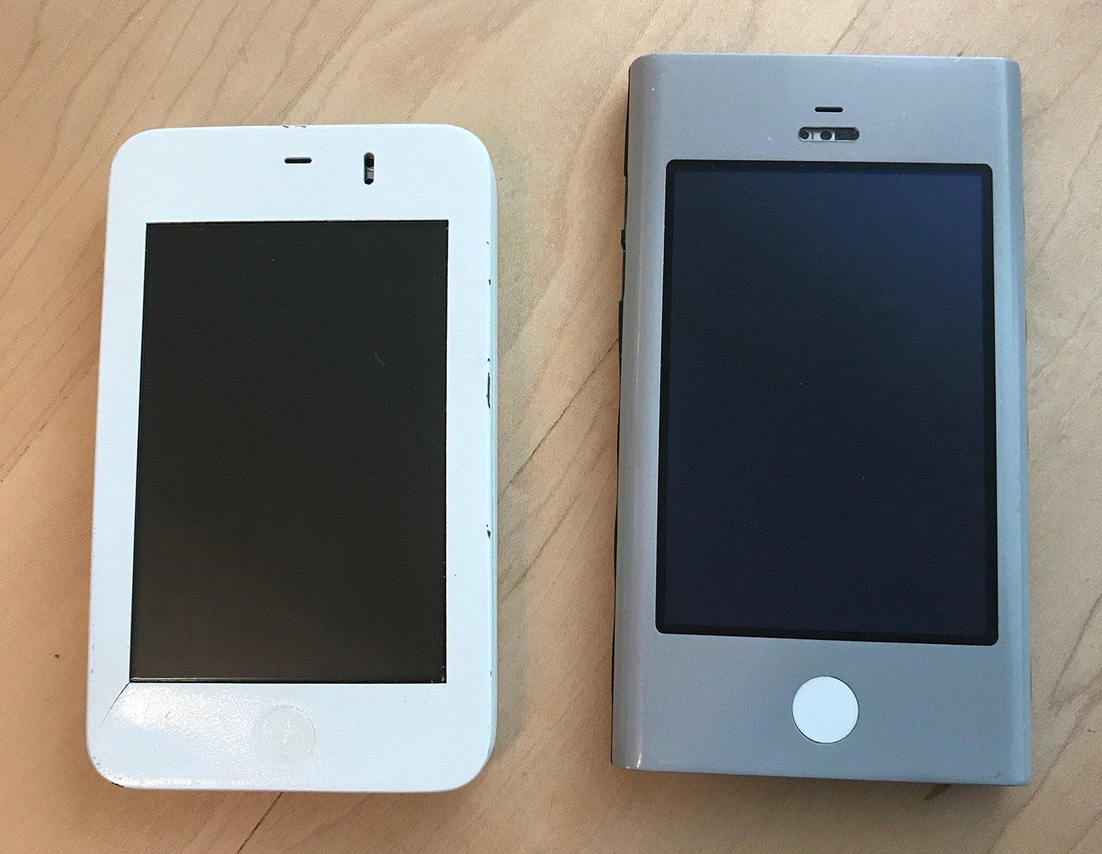 Pour les 10 ans de l'iPhone, deux prototypes du premier modèle sont dévoilés