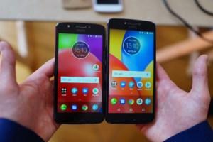 Prise en main des Motorola Moto E4 et E4 Plus : une montée en gamme et en prix