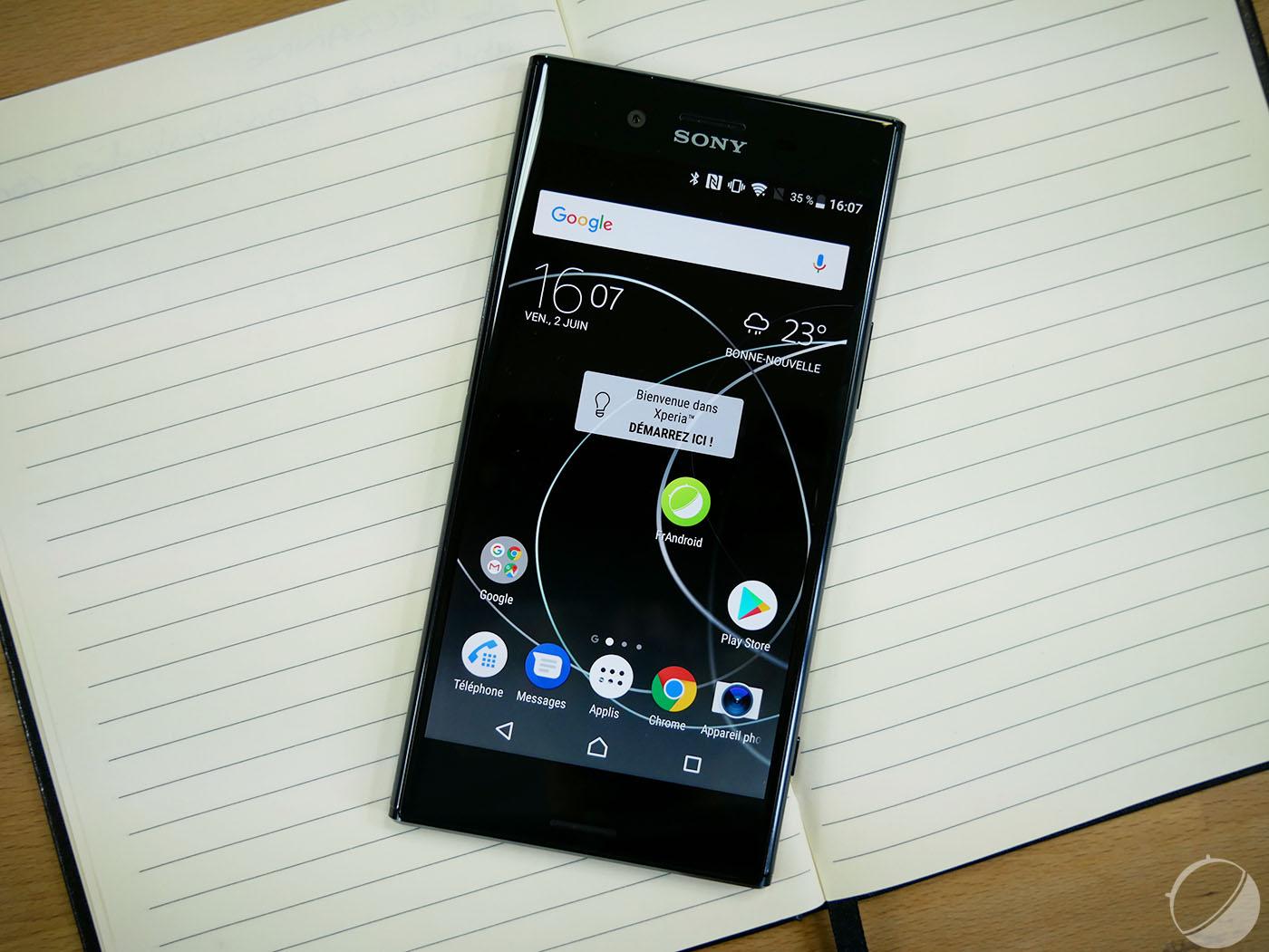 Sony Xperia XZ2 Pro : son écran 4K refait parler de lui