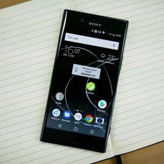 Test du Sony Xperia XZ Premium : un slow motion gadget dans une brique performante