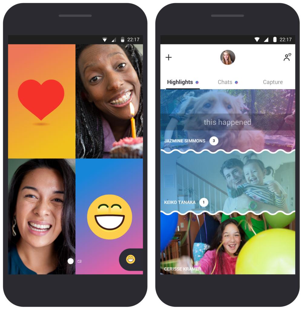 Skype : une nouvelle mise à jour qui s'inspire de… Snapchat