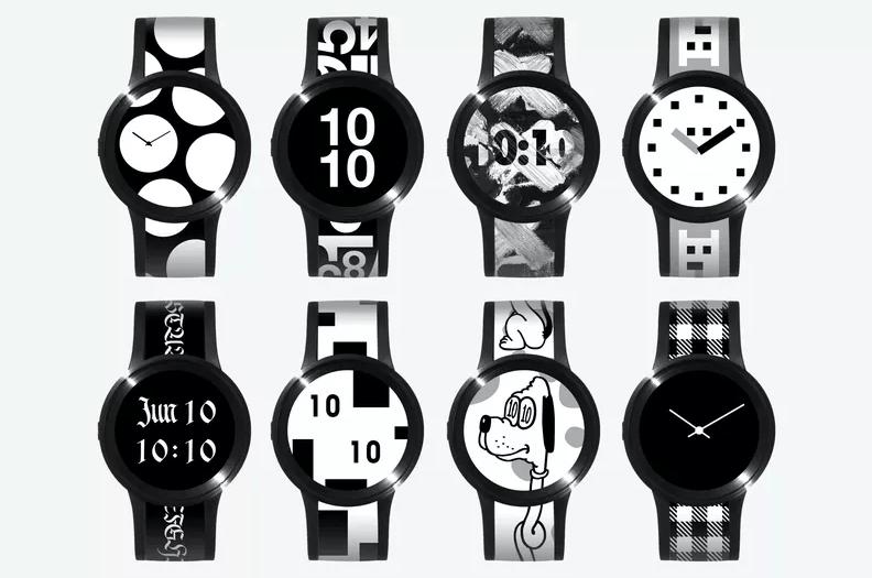 FES Watch U : Sony lance un nouveau modèle de sa montre en E Ink