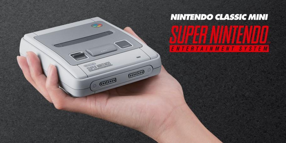 Super NES Classic : la console officialisée avec un jeu inédit