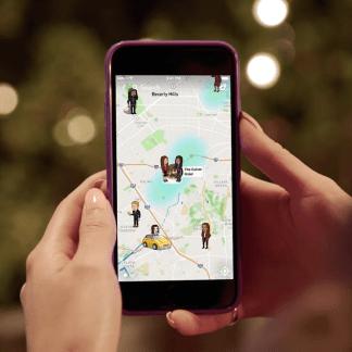 Snapchat rachète Zenly pour lancer la Snap Map