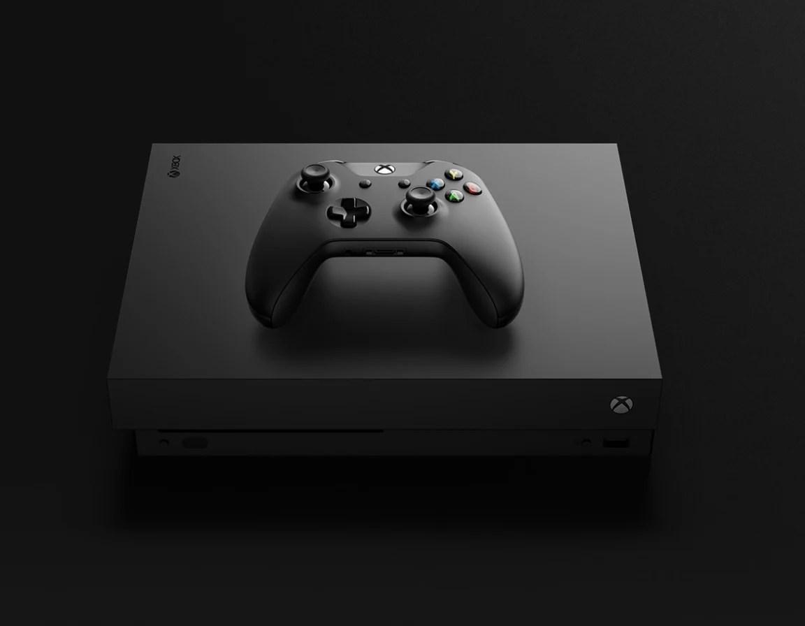 Xbox One X : ses caractéristiques et son prix officiels