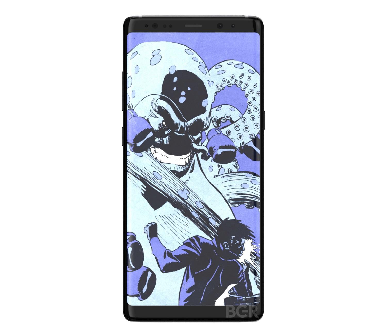 Le Samsung Galaxy Note 8 est prêt à être commercialisé