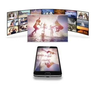 Danew Konnect 560 Cinepix : ce smartphone français intègre un mini-projecteur
