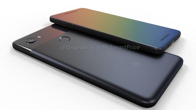 Le Google Pixel 2 apparait en photo, design confirmé ?