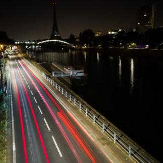 Nous avons photographié Paris de nuit avec le Honor 9 – Partie 1