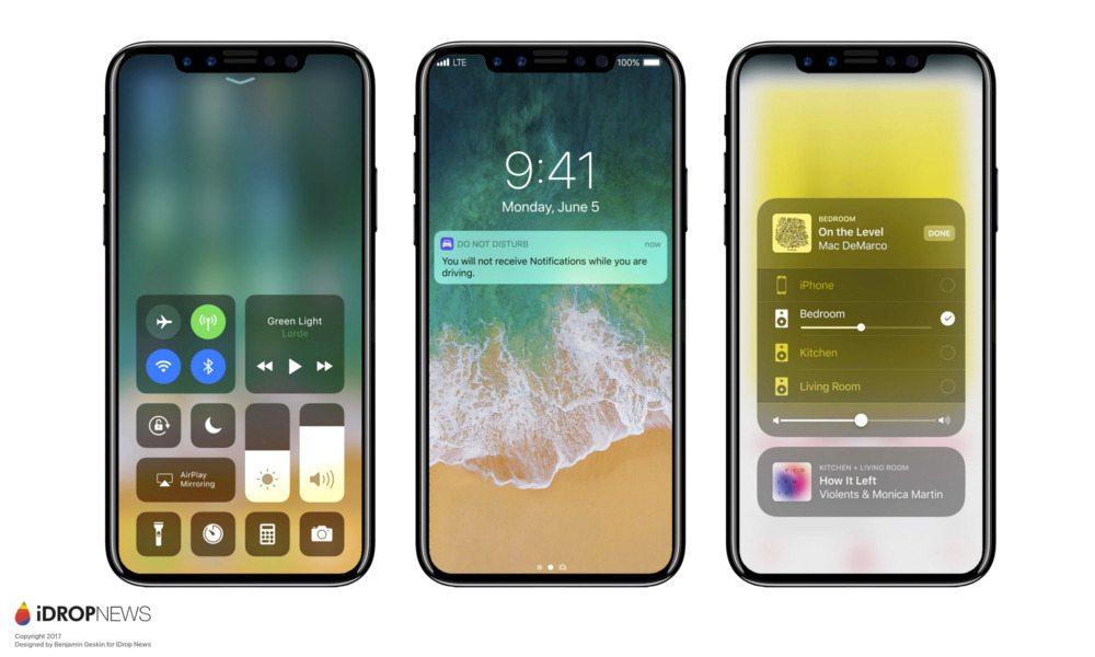 iPhone 8 : Apple confirme le design du prochain iPhone par inadvertance