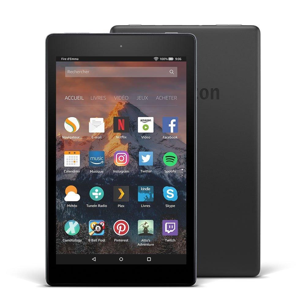 🔥 Prime Day : les nouvelles tablettes Kindle Fire 7 et HD 8 sont à 34,99 euros et 59,99 euros