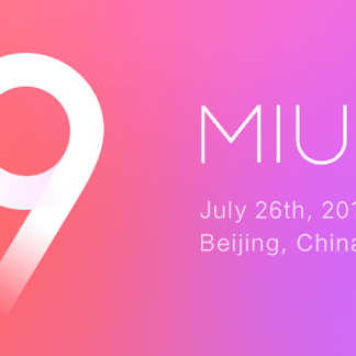 MIUI 9 : lancement imminent et récapitulatif des nouveautés