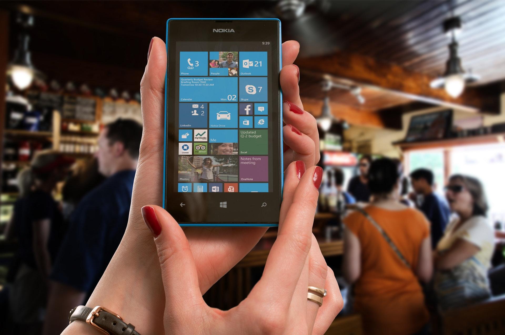 Répartition OS: Windows Phone toujours plus près de la mort, écrasé par Android