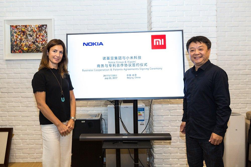 Nokia officialise son accord avec Xiaomi : les brevets et l'internationalisation en jeu